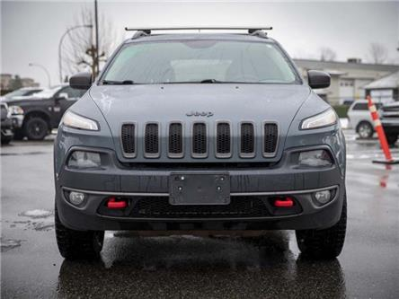 2015 Jeep Cherokee Trailhawk (Stk: K795045B) in Surrey - Image 2 of 21