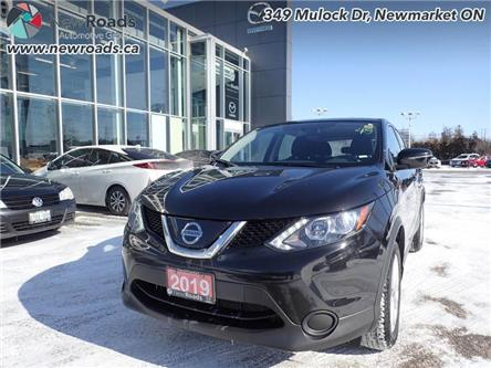2019 Nissan Qashqai AWD SV CVT (Stk: 14351) in Newmarket - Image 1 of 30