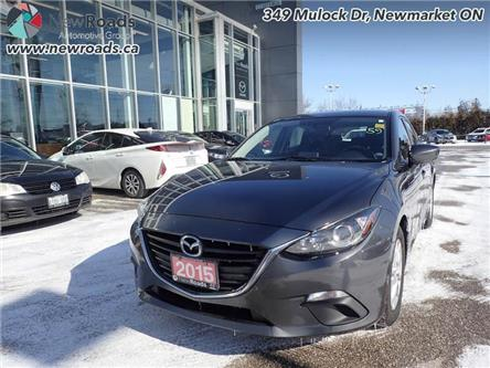 2015 Mazda Mazda3 GS (Stk: 41565A) in Newmarket - Image 1 of 30