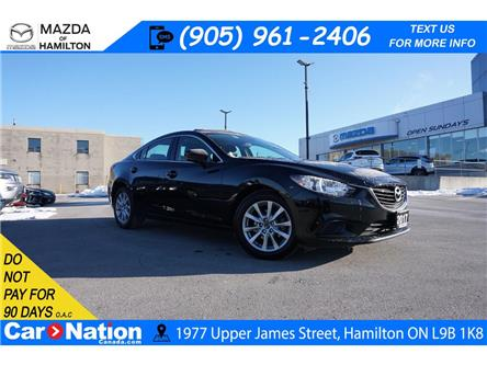 2017 Mazda MAZDA6 GS (Stk: HU1040) in Hamilton - Image 1 of 31