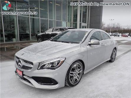 2018 Mercedes-Benz CLA 250 4MATIC Coupe (Stk: 14377) in Newmarket - Image 2 of 30