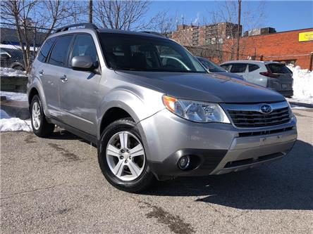 2009 Subaru Forester 2.5 X (Stk: 59475A) in Scarborough - Image 1 of 20