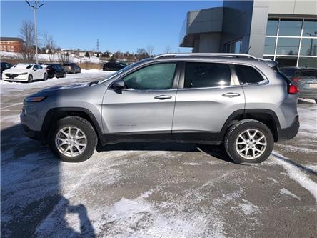 2015 Jeep Cherokee North (Stk: 20T005A) in Kingston - Image 2 of 14