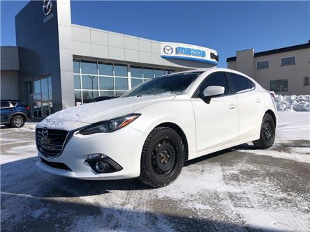 2016 Mazda Mazda3 GT (Stk: 20T011A) in Kingston - Image 1 of 17