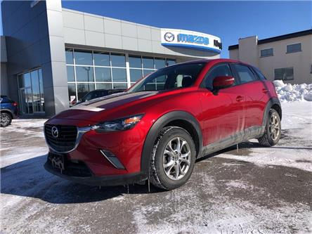 2017 Mazda CX-3 GS (Stk: 20P013) in Kingston - Image 1 of 2