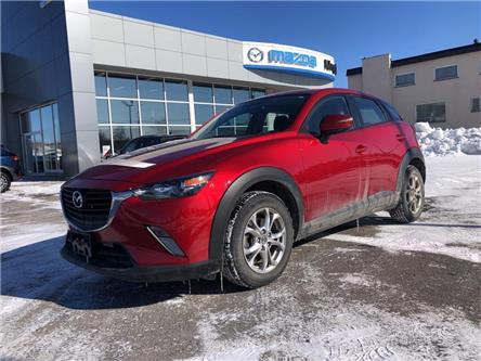2017 Mazda CX-3 GS (Stk: 20P013) in Kingston - Image 2 of 2