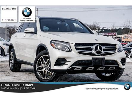 2019 Mercedes-Benz GLC 300 Base (Stk: PW5221A) in Kitchener - Image 1 of 22
