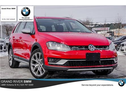 2017 Volkswagen Golf Alltrack 1.8 TSI (Stk: PW5228A) in Kitchener - Image 1 of 21