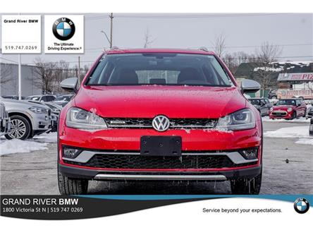 2017 Volkswagen Golf Alltrack 1.8 TSI (Stk: PW5228A) in Kitchener - Image 2 of 21