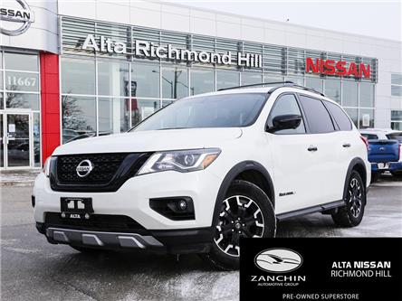 2019 Nissan Pathfinder SL Premium (Stk: RY19P027) in Richmond Hill - Image 1 of 27