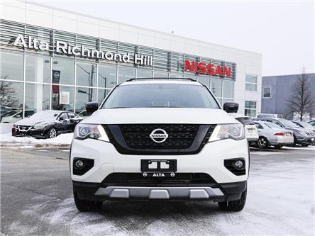 2019 Nissan Pathfinder SL Premium (Stk: RY19P027) in Richmond Hill - Image 2 of 27
