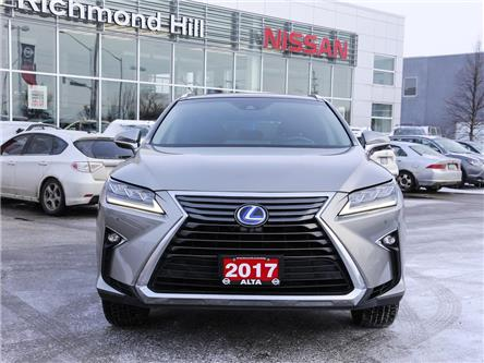 2017 Lexus RX 450h Base (Stk: RY20P014A) in Richmond Hill - Image 2 of 26