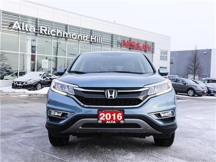 2016 Honda CR-V EX (Stk: RY20R153A) in Richmond Hill - Image 2 of 24