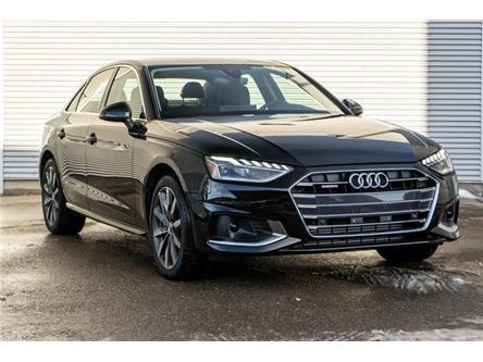 2020 Audi A4 2.0T Komfort quattro 7sp S tronic (Stk: N5539) in Calgary - Image 1 of 16
