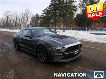 2020 Ford Mustang EcoBoost Premium (Stk: 20MU0446) in Unionville - Image 1 of 12
