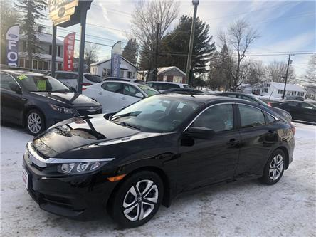 2018 Honda Civic LX (Stk: 09168p) in Fredericton - Image 1 of 6