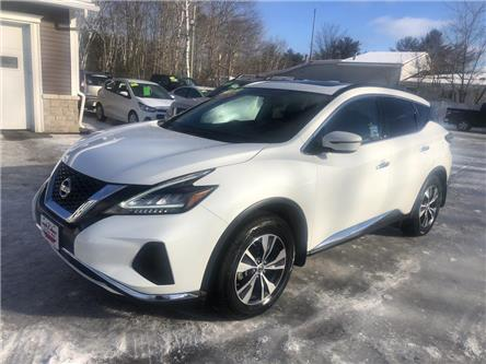 2019 Nissan Murano  (Stk: 04260P) in Fredericton - Image 1 of 9