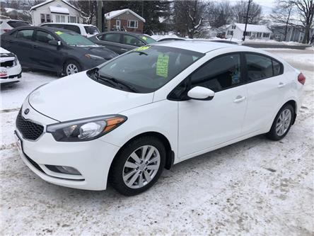 2016 Kia Forte  (Stk: 82927A) in Fredericton - Image 1 of 8