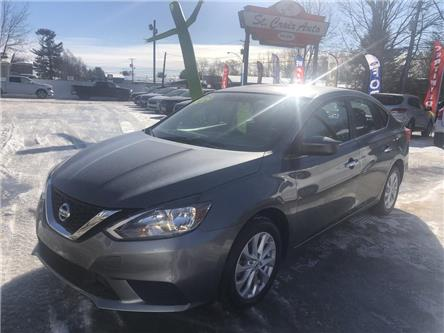 2019 Nissan Sentra  (Stk: 68449P) in Fredericton - Image 1 of 9