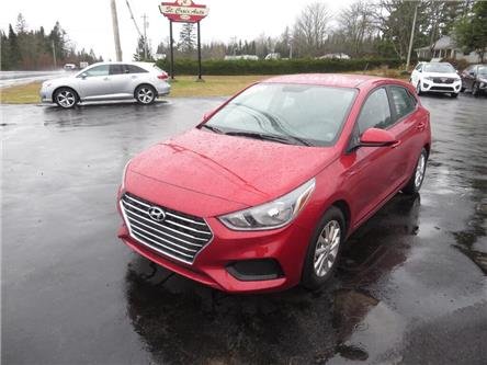 2019 Hyundai Accent  (Stk: 84732P) in St. Stephen - Image 1 of 8