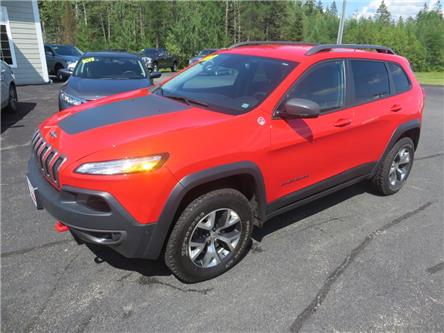 2017 Jeep Cherokee Trailhawk (Stk: 80417P) in St. George - Image 1 of 9