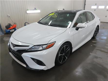 2018 Toyota Camry  (Stk: 01931p) in St. Stephen - Image 1 of 14