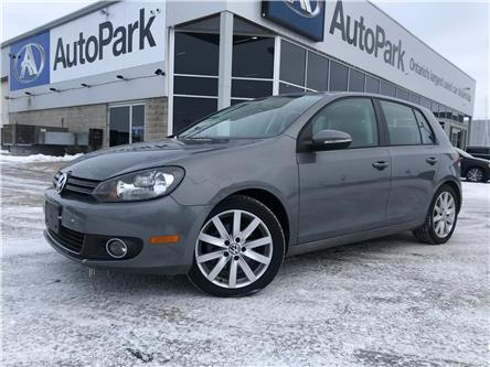 2012 Volkswagen Golf 2.0 TDI Highline (Stk: 12-82117MB) in Barrie - Image 1 of 25