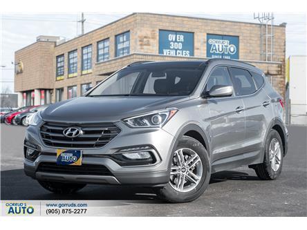 2017 Hyundai Santa Fe Sport 2.4 SE (Stk: 417352) in Milton - Image 1 of 20
