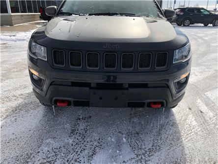 2018 Jeep Compass Trailhawk (Stk: 18-12585RJB) in Barrie - Image 2 of 24