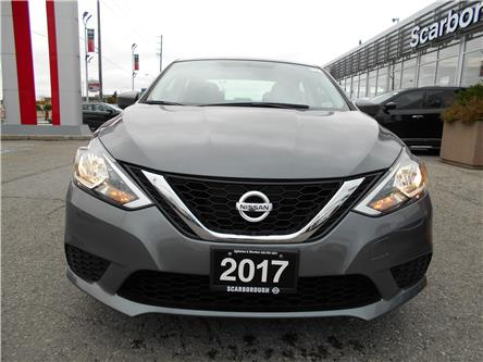 2017 Nissan Sentra 1.8 SV (Stk: Y19039A) in Scarborough - Image 2 of 26