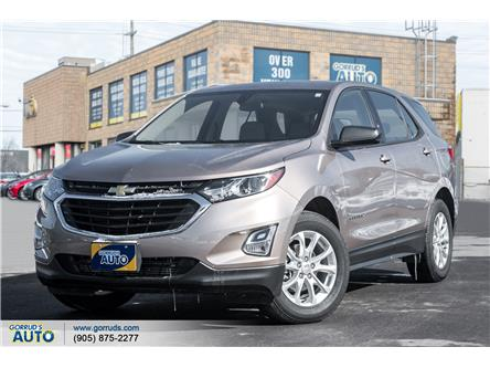 2018 Chevrolet Equinox LS (Stk: 279421) in Milton - Image 1 of 18