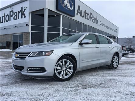 2019 Chevrolet Impala 1LT (Stk: 19-51525RJB) in Barrie - Image 1 of 27