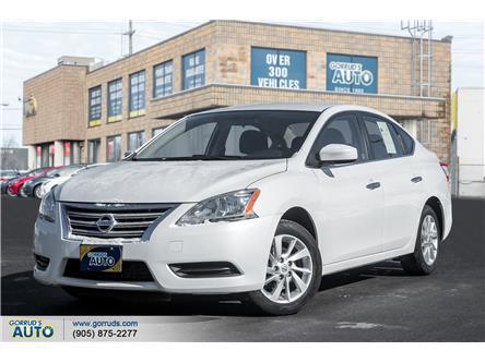 2015 Nissan Sentra 1.8 SV (Stk: 652307) in Milton - Image 1 of 18