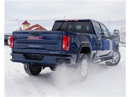 2020 GMC Sierra 3500HD Denali (Stk: T20-1032) in Dawson Creek - Image 2 of 17