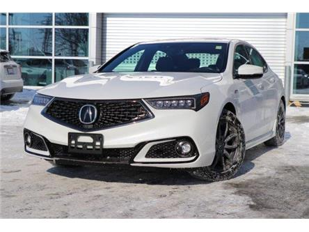 2019 Acura TLX Tech A-Spec (Stk: 19131A) in Ottawa - Image 1 of 30