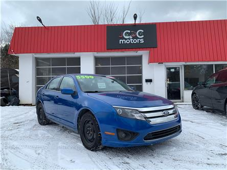2012 Ford Fusion SE (Stk: ) in Cobourg - Image 1 of 13