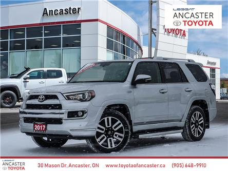 2017 Toyota 4Runner SR5 (Stk: 3935) in Ancaster - Image 1 of 30