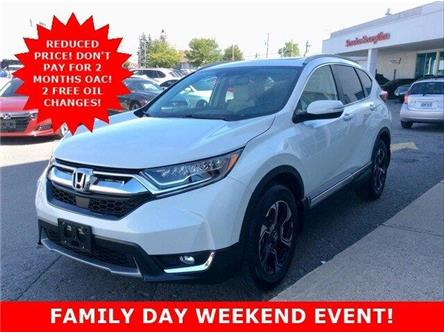 2019 Honda CR-V Touring (Stk: 19-1242) in Ottawa - Image 1 of 24