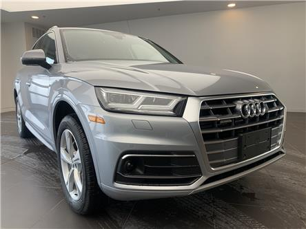 2020 Audi Q5 45 Progressiv (Stk: 51383) in Oakville - Image 1 of 21