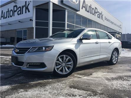 2019 Chevrolet Impala 1LT (Stk: 19-46169RJB) in Barrie - Image 1 of 27