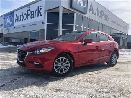 2018 Mazda Mazda3 Sport GS (Stk: 18-59690JB) in Barrie - Image 1 of 24