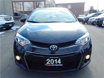 2014 Toyota Corolla  (Stk: 2T1BUR) in Kitchener - Image 2 of 23