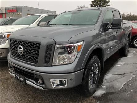 2019 Nissan Titan PRO-4X (Stk: KN528504) in Whitby - Image 1 of 5