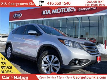 2014 Honda CR-V EX-L | AWD | LEATHER | SUNROOF | BACK UP CAMERA | (Stk: P13048A) in Georgetown - Image 1 of 31
