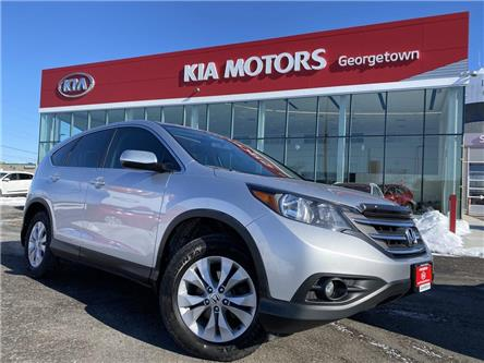 2014 Honda CR-V EX-L | AWD | LEATHER | SUNROOF | BACK UP CAMERA | (Stk: P13048A) in Georgetown - Image 2 of 31