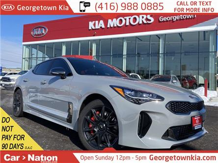 2019 Kia Stinger GT LIMITED  20TH ANN.   1/150 IN CANADA   LOADED   (Stk: P13029) in Georgetown - Image 1 of 36