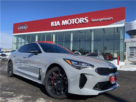 2019 Kia Stinger GT LIMITED  20TH ANN.   1/150 IN CANADA   LOADED   (Stk: P13029) in Georgetown - Image 2 of 36