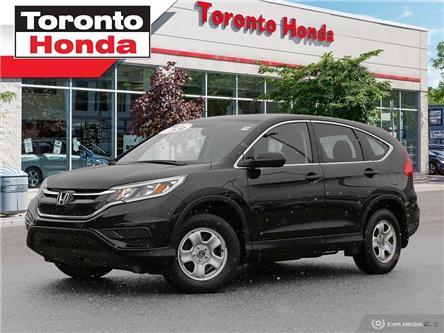 2015 Honda CR-V LX (Stk: H40030A) in Toronto - Image 1 of 27