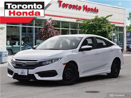 2018 Honda Civic Sedan LX (Stk: H40044L) in Toronto - Image 1 of 26
