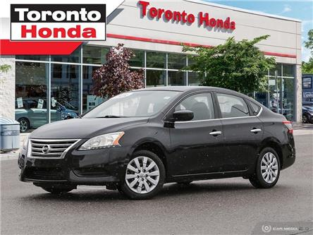 2014 Nissan Sentra 1.8 S (Stk: H39960A) in Toronto - Image 1 of 27